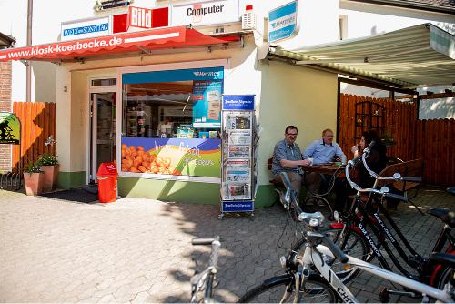 Kiosk Körbecke